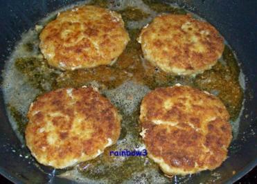 Rezept: Kochen: Fischfrikadellen