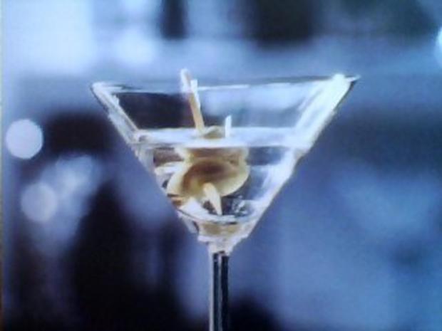Dry Martini - Rezept