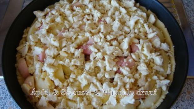 Streusel Apfelkuchen - Rezept - Bild Nr. 6