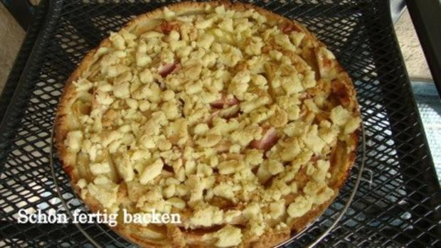 Streusel Apfelkuchen - Rezept - Bild Nr. 7