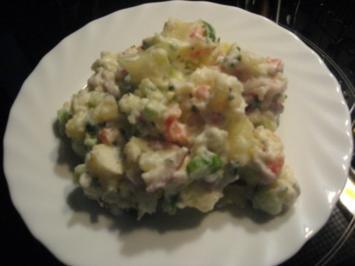"""Kartoffelsalat """"light"""" - Rezept"""