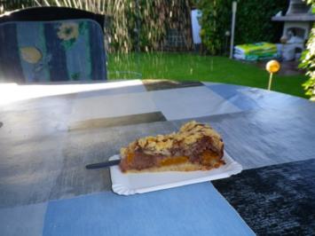 Nuss - Traum - Kuchen - Rezept