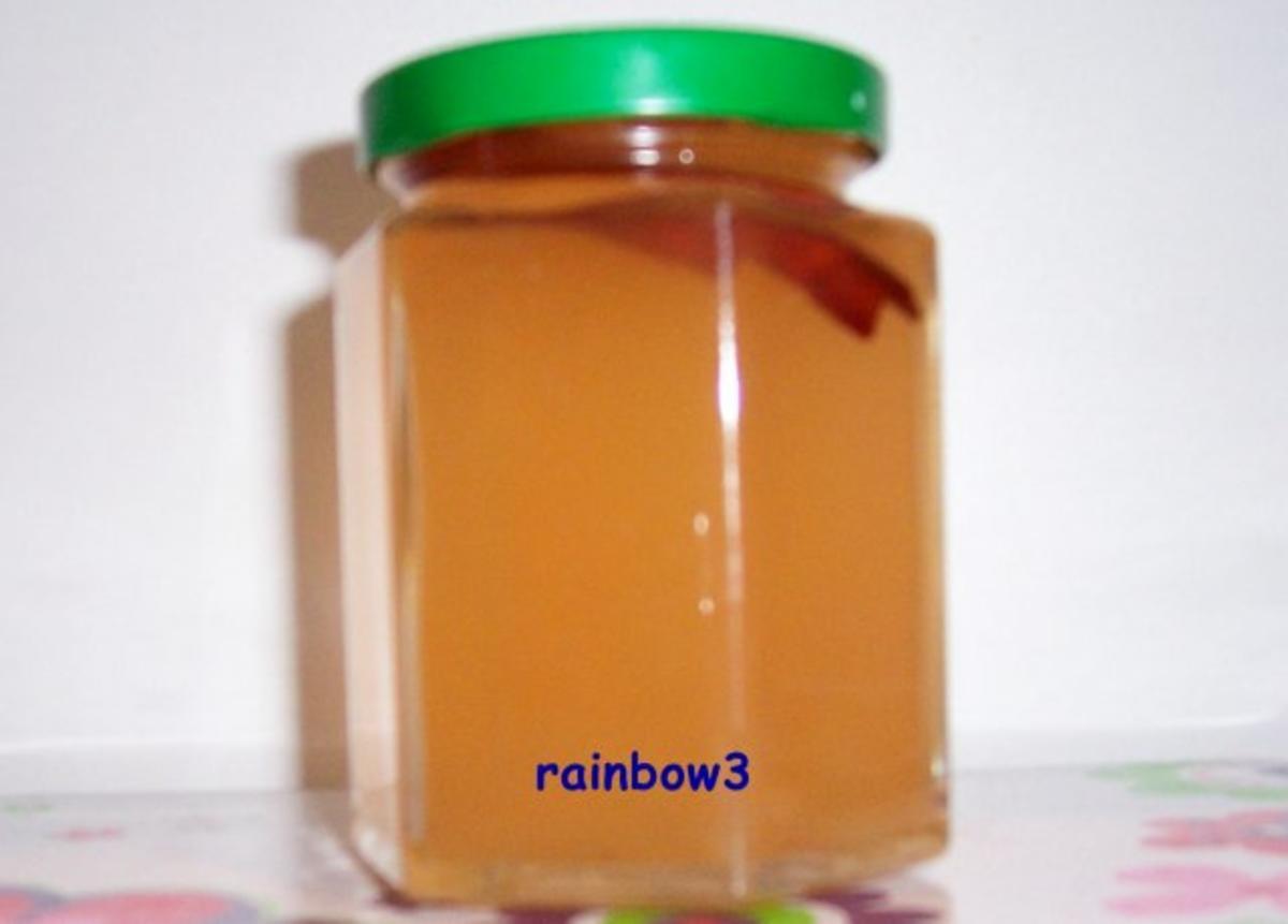 Apfelgelee selbst einkochen Rezept   GekonntGekocht