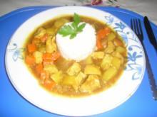 Japanisches Curry - Rezept
