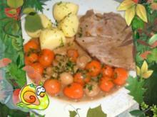 Fleisch  : Nackenbraten - Rezept