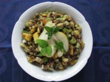Salat: Linsensalat - Rezept