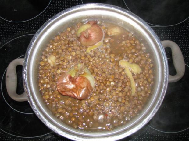 Salat: Linsensalat - Rezept - Bild Nr. 2