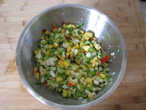Salat: Linsensalat - Rezept - Bild Nr. 4