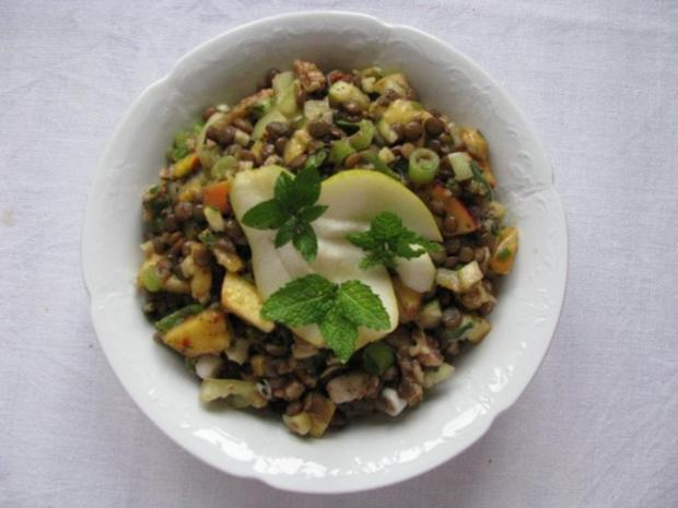 Salat: Linsensalat - Rezept - Bild Nr. 5