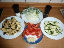 """Schnitzel """"Wiener Art"""" mit Ratatouille - Rezept"""