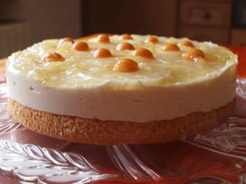 Kuchen: Lankas Ananastorte - Rezept