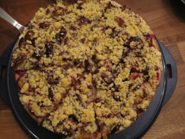 Zwetschgenkuchen - Rezept - Bild Nr. 2