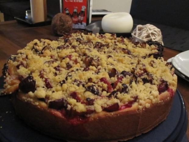 Zwetschgenkuchen - Rezept - Bild Nr. 3