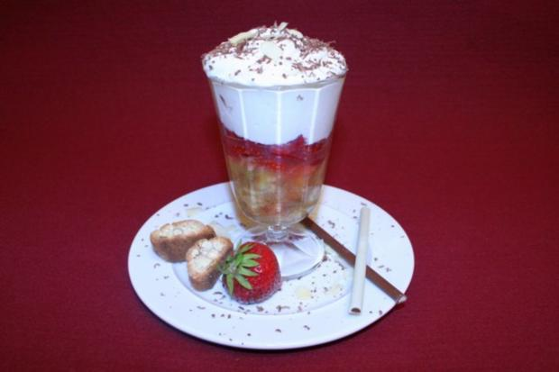 Cantuccini-Crème - Rezept