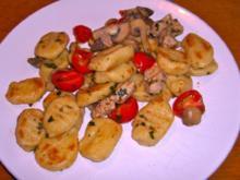 Gnocchi-Pfanne - Rezept