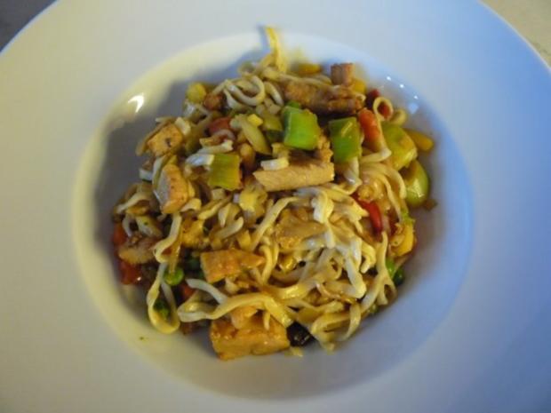 China-Pfanne - Rezept