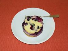 Heidelbeer - Quark - Törtchen - Rezept