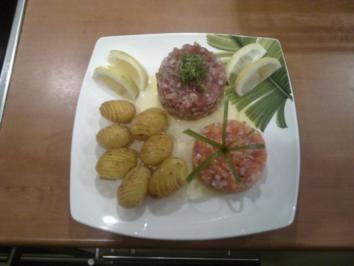 Thunfischtartar - Rezept