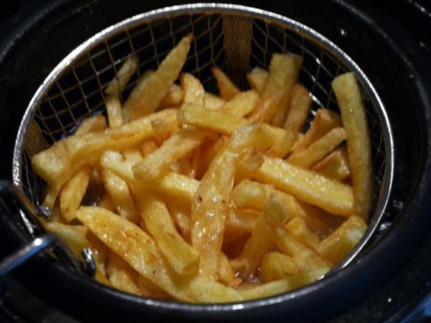 Pommes Frites - Rezept - Bild Nr. 2