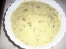 Kartoffel-Zucchini-Stampf - Rezept