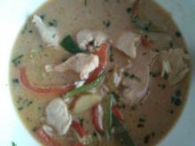 Thai Geschnetzeltes - Rezept