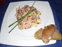 Bayrischer Wurstsalat - Rezept