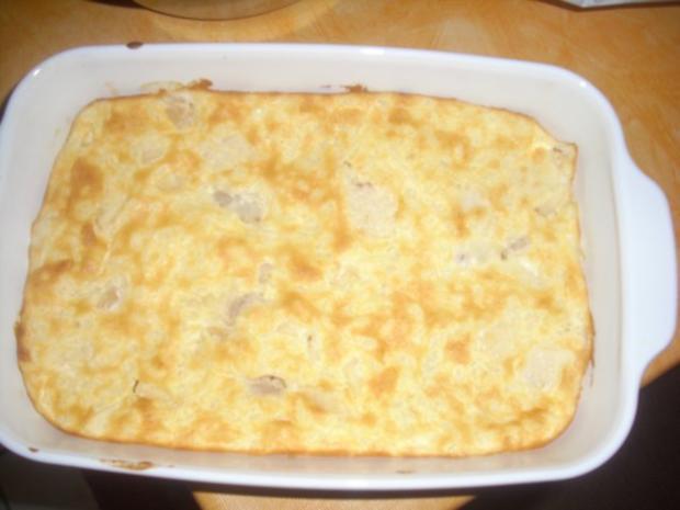 Apfel- Birne-Milchreis-Auflauf - Rezept - Bild Nr. 5