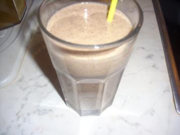 Milchmix:Milka Rum-Traube-Nuss - Rezept