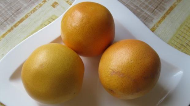 Paniertes Dorschfilet mit Grapefruitgemüse - Rezept - Bild Nr. 4