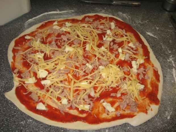 Pizza-Schnecken, wie sie jeder gerne mag! - Rezept - Bild Nr. 24