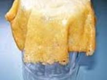 Parmesankörbchen - Rezept