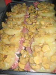 Hawai-Schnitzel-Pfanne - Rezept