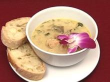 Scharf saure Kokossuppe (Felix von Jascheroff) - Rezept