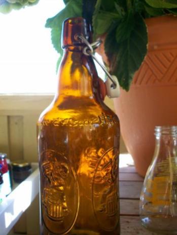 Louhisaari Black currant leaves drink (Schwarze Johannisbeeren Blätter Getränk) - Rezept - Bild Nr. 2