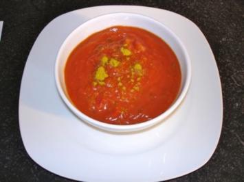 Currywurst-Soße - Rezept