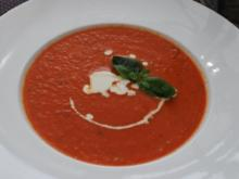 Annis Tomatencremesuppe - Rezept