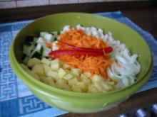 Vorratshaltung: Zucchini-Kartoffelsuppe - Rezept