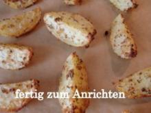 Backofen Kartoffeln - Rezept