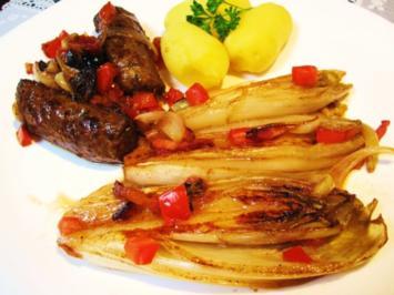 Chicoree-Gemüse ... - Rezept