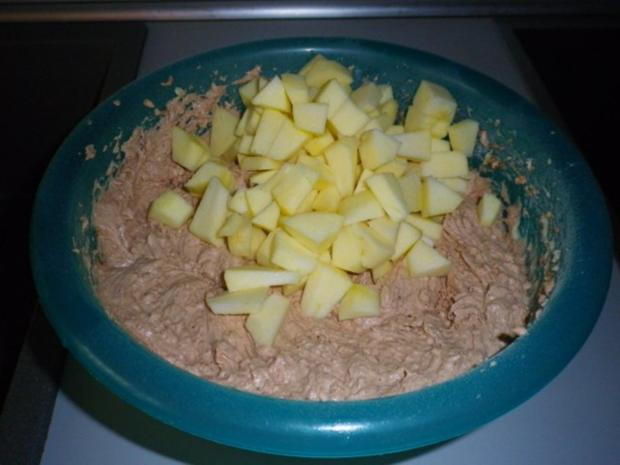 Marzipan -Apfel - Kuchen - Rezept - Bild Nr. 2