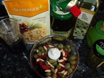 Olivenpaste / Tapenade - Rezept
