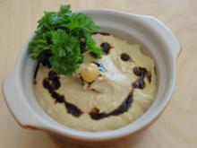 Hummus bi Tahina - Rezept