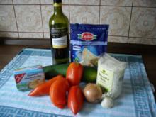 Risotto mit Zucchini und Tomaten - Rezept