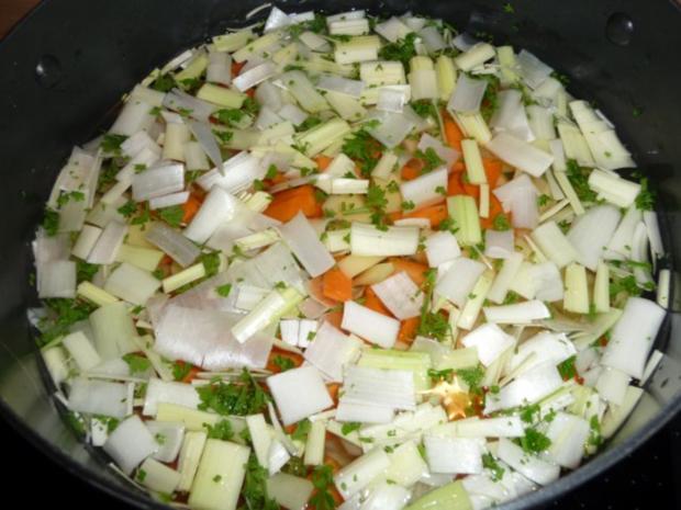 Gemüsesuppe mit Mettklößchen - Rezept - Bild Nr. 5