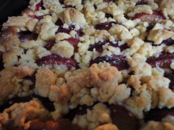 Pflaumenkuchen mit Streusel von Kleckerlecker!!! - Rezept