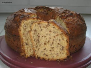 Pimp my Marmorkuchen, der 2. - Rezept