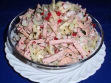 Köstlicher Wurstsalat - Rezept