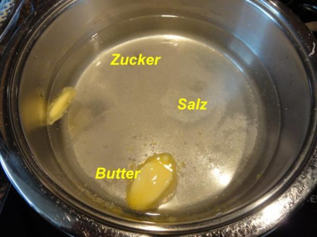 Fleisch:    HÜFTSTEAK an getrüffelten Drillingen - Rezept - Bild Nr. 3