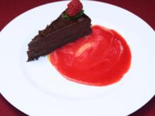 Double Chocolate Mud Cake - Rezept
