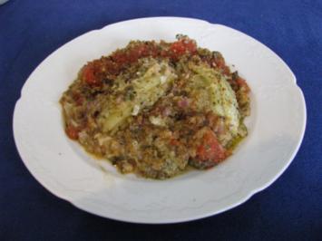 Gemüse: Fenchel-Tomaten-Gratin - Rezept